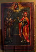 Епископ Симеон. Праведница Анна. XIX