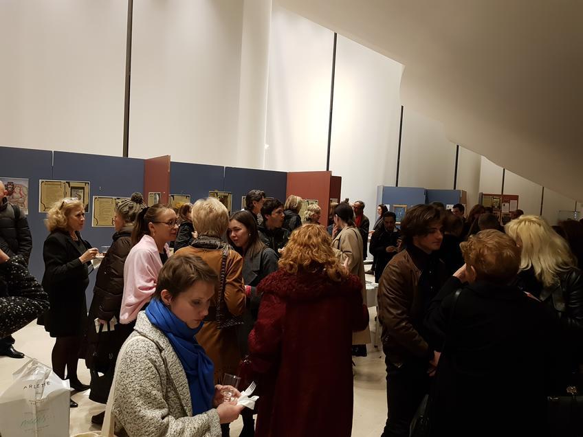 Фото №954910. Казанский чак-чак и конфеты - угощение для  гостей выставки