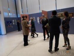 На выставке ''Чудо-остров Свияжск - культурное наследие Татарстана''