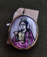 Святая великомученица Варвара. XIX
