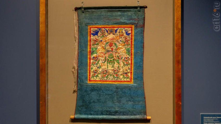 Фото №955491. Буддийский образ Чингисхана
