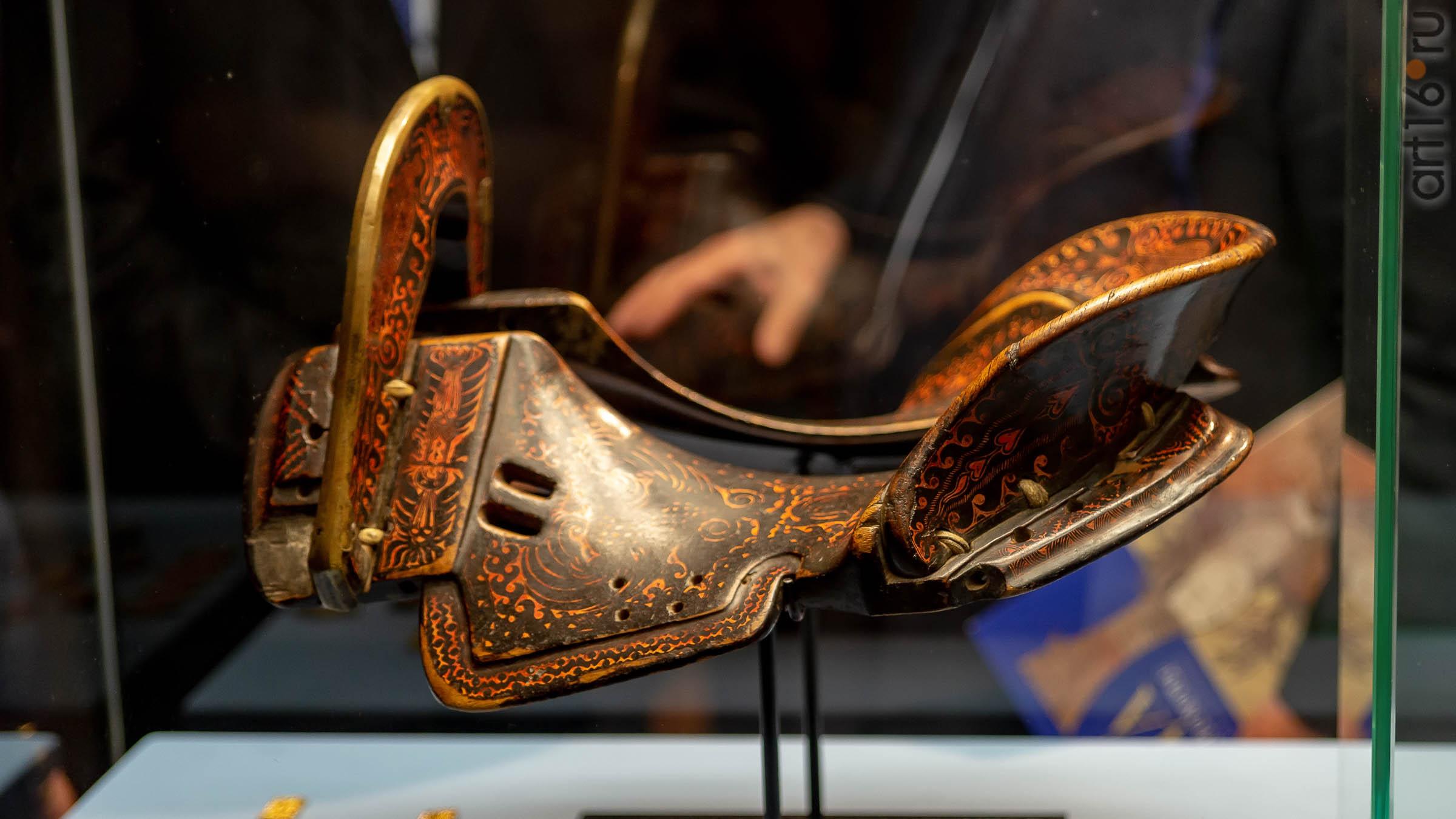 Ленчик седла ::02.04.2019 Золотая Орда и Причерноморье. Уроки Чингизидской империи