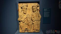 Рельеф с изображением Эачи и Амира-Хасана II