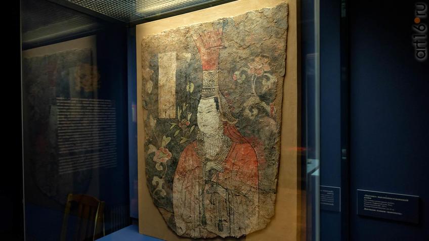 «Портрет» высокопоставленной дамы::02.04.2019 Золотая Орда и Причерноморье. Уроки Чингизидской империи