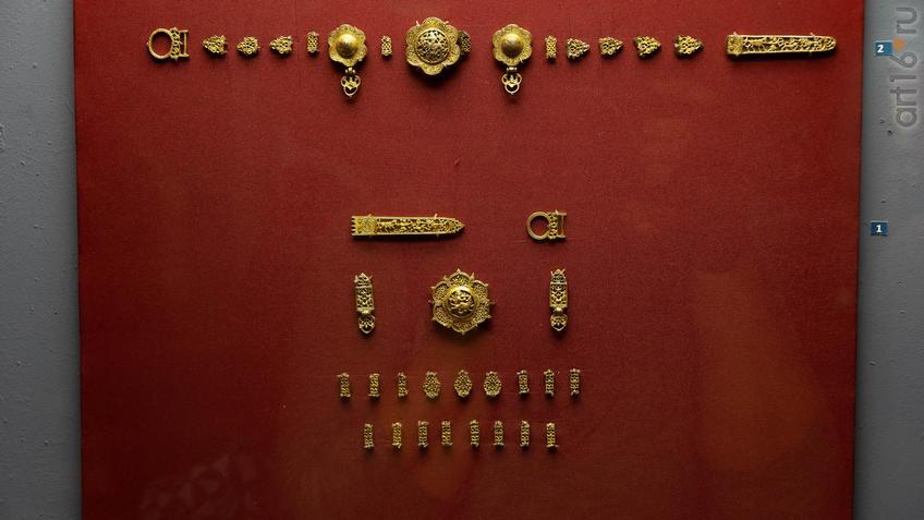 Поясной набор / Поясной набор::02.04.2019 Золотая Орда и Причерноморье. Уроки Чингизидской империи