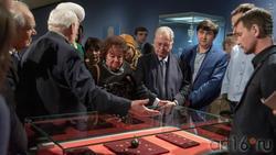 Экскурсия по выставке «Золотая Орда... »