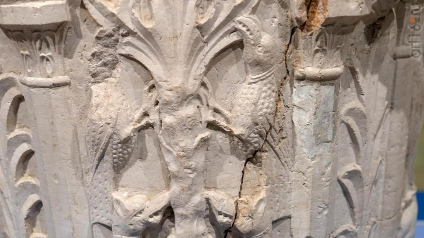 Обрамление колодца (фрагмент)::02.04.2019 Золотая Орда и Причерноморье. Уроки Чингизидской империи