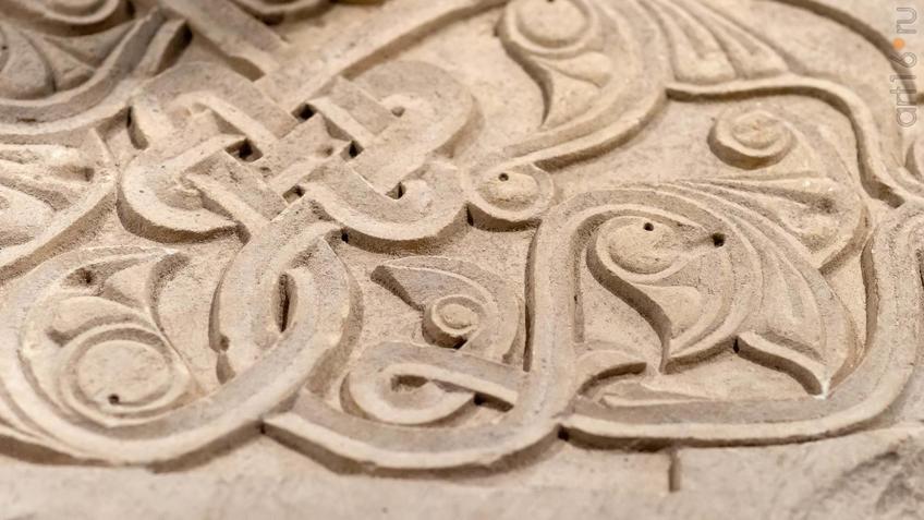 Архитектурные детали (фрагмент)::02.04.2019 Золотая Орда и Причерноморье. Уроки Чингизидской империи