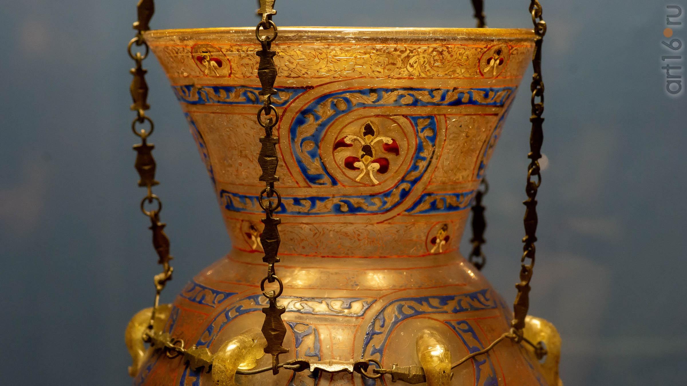 Лампа с подвеской фрагмент::02.04.2019 Золотая Орда и Причерноморье. Уроки Чингизидской империи