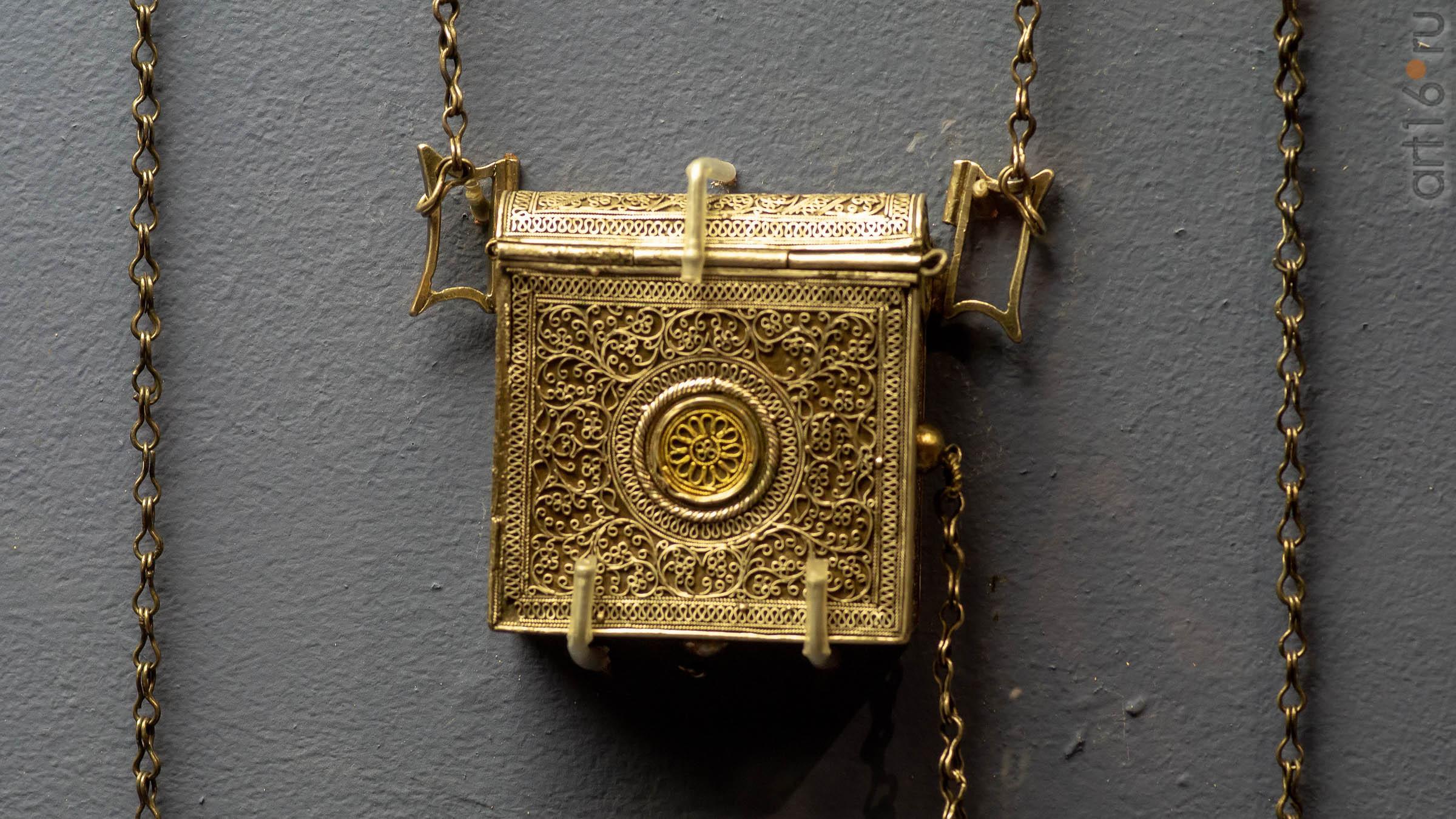 Филактерий (фрагмент)::02.04.2019 Золотая Орда и Причерноморье. Уроки Чингизидской империи