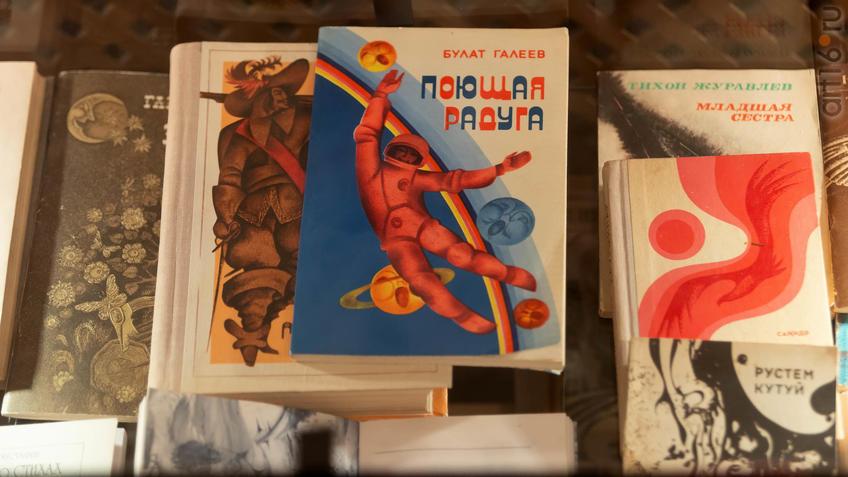 Книги, проиллюстрированные Н.У.::03.04.2019 Надир Альмеев «Шум времени»