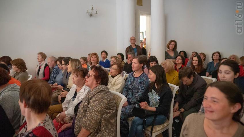 ::«Ночь музеев -2019» в Музее Е.А.Боратынского