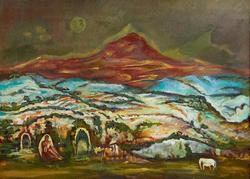 Рождение Магомеда. 2010. Абзгильдин А.А. 1937