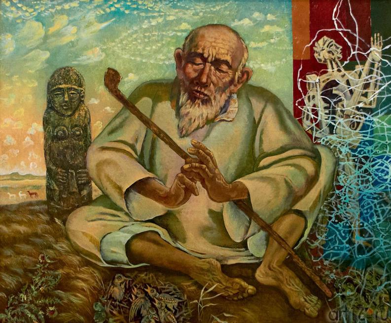 Акмулла. Народный поэт. 2010. Абзгильдин А.А. 1937:: Абрек Абзгильдин