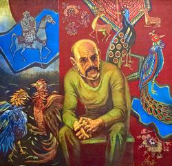 Мударис Аглямов. 2011. Абзгильдин А.А. 1937