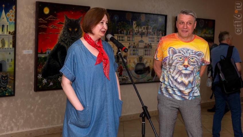 ::20190528. Альфрид Шаймарданов. Выставка
