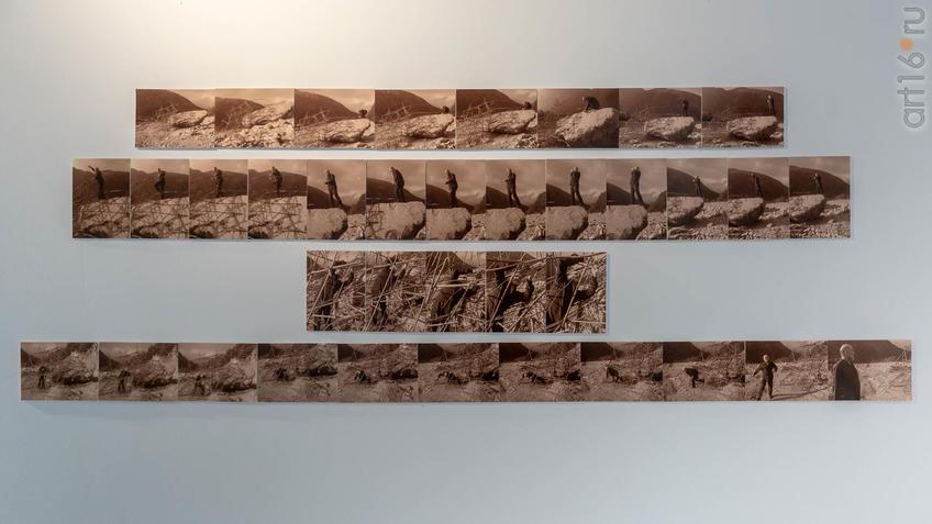 Проект «Камень Ибрагима», 2010. Ибрагимхалил Супьянов::Transformatio. Современное искусство Дагестана