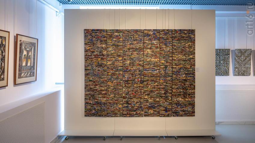 Стена 2000-2015. Ибрагимхалил Супьянов::Transformatio. Современное искусство Дагестана