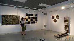 На выставке художников Дагестана, Казань