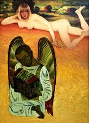 Ангел и соблазнительница. 1996.  Абзгильдин А.А. 1937