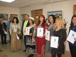 Награждение Совета казанского отделения ПСХ