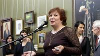 Ирина Фаековна Лобашева, куратор выставки «Художественный мир семьи Визелей»
