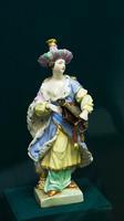 Скульптура ''Малабарка'' 1765-1770. Автор модели Фридрих Элиас Майер (1723-1785)
