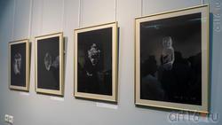 Фрагмент экспозиции выставки «Аю бала» Сабирова Альфиза