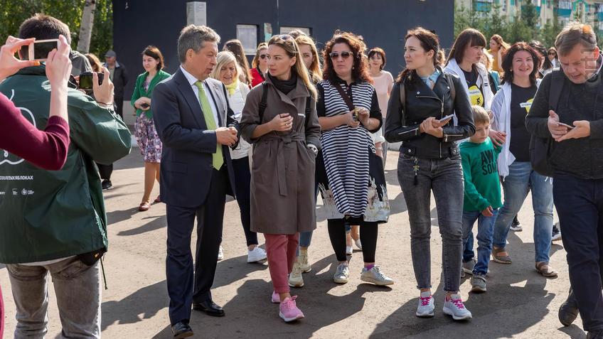 Фото №961334. Маганов Н.У., генеральный директор ПАО «Татнефть»