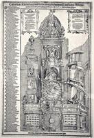 Астрономические часы в Страсбургском соборе. 1574. Тобиас Штиммер (1539-1584)
