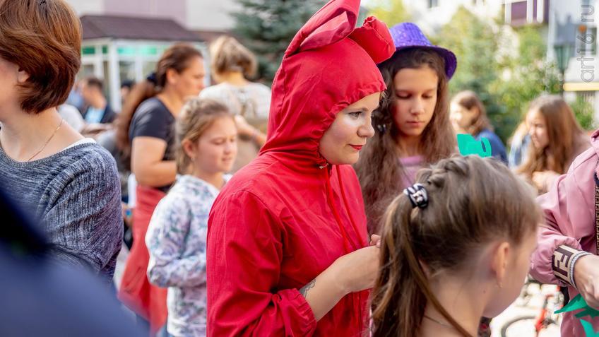 Фото №961354. Карнавал «Зайчество» от Упсала-Цирка  (Санкт-Петербург), Альметьевск, 07.09.2019