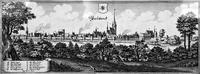 Вид Ферлеберка. Каспар Мериан I (1627-1686)