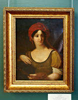 Автопортрет. Ангелика Кауфман. 1741, Кур (Швейцария) -1807, Рим