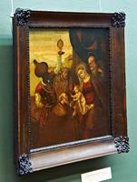 Поклонение Волхвов. Германия. Неизвестный художник XVI