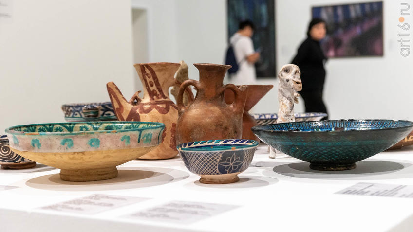 Фото №961856. Посуда (Туркестан) . Фонд Марджани