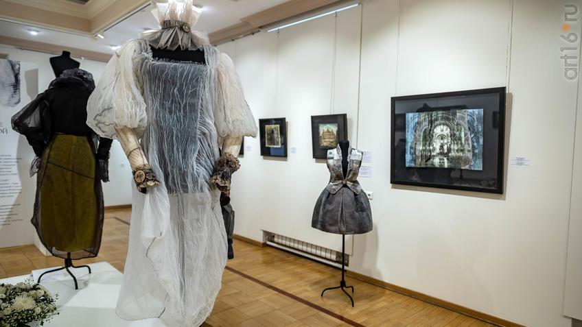 "Фото №962147. Платье ""Кокон"". 2019, разм. 44"