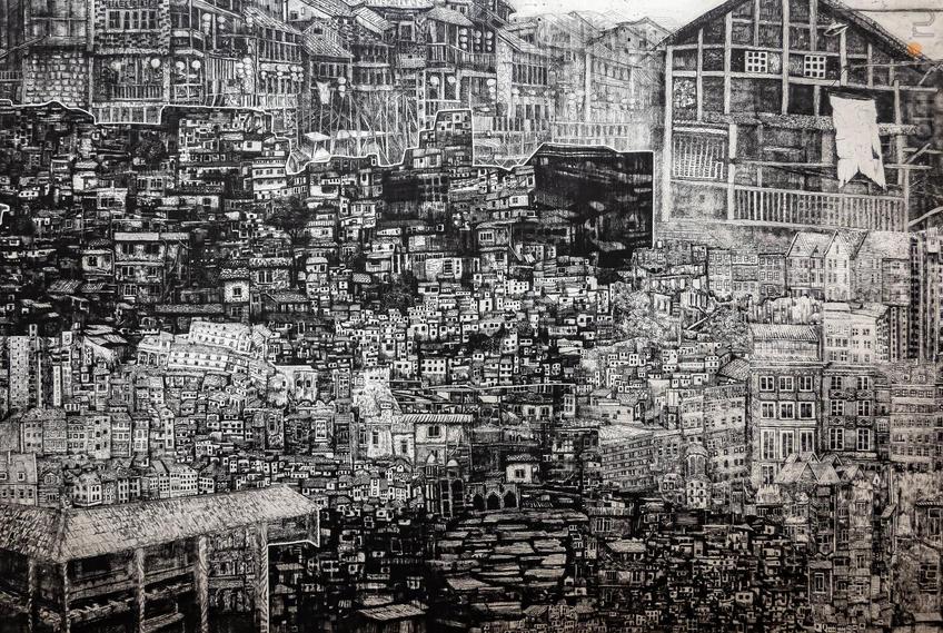 ::5-я Казанская международная биеннале печатной графики «Всадник»