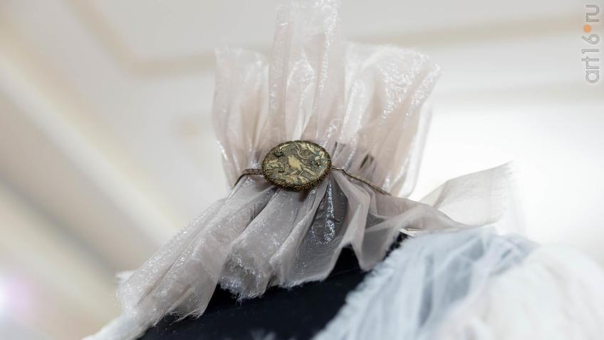 "Фото №962237. Платье ""Кокон"" (фрагмент)"