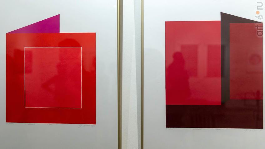 Магдалена Касперска (Польша, Лодзь)::5-я Казанская международная биеннале печатной графики «Всадник»