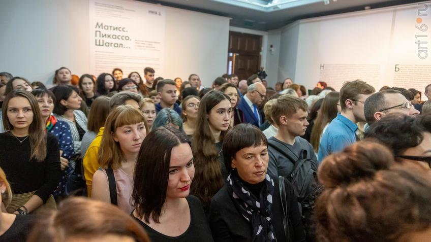 Пресс-конференция к открытию выставки «Матисс. Пикассо. Шагал...»::Матисс. Пикассо. Шагал...