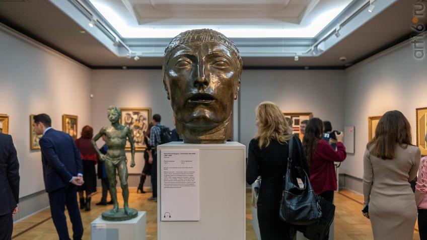 Красноречие. 1917. Эмиль Антуан Бурдель (1861-1929), Франция::Матисс. Пикассо. Шагал...