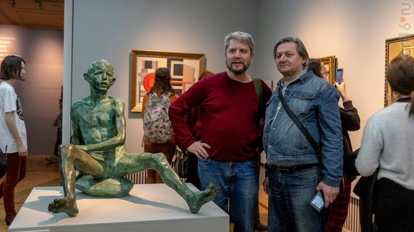 Альберт Галимов, Рустам Салихов::Матисс. Пикассо. Шагал...