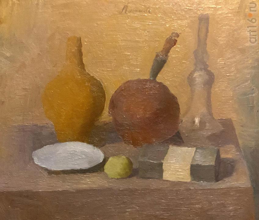 Фото №963509. Натюрморт. 1925, Джорджо Моранди (1890-1964), Италия
