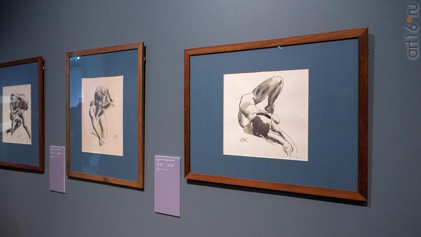 Обнаженная V, 1920-1921, Георг Кольбе (1877-1947), Германия::Матисс. Пикассо. Шагал...