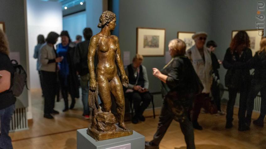 Гений. 1946, Георг Кольбе (1877-1947), Германия::Матисс. Пикассо. Шагал...