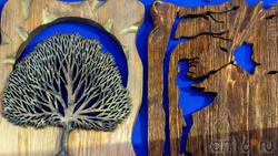 Ручная резьба по дереву. Ошлак Виктор (г. Ульяновск)