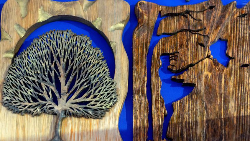 Фото №963841. Ручная резьба по дереву. Ошлак Виктор (г. Ульяновск)