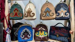 Кожаные изделия ручной работы «Bulgari»