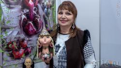 Алимова Нурания Мирзажановна, художник-керамист