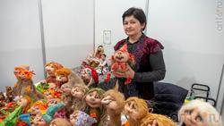 Тараканова Наталия. Скульптурный текстиль